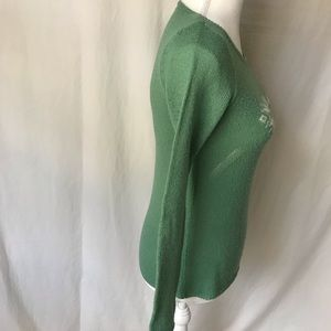 Old Navy Sweaters - OLD NAVY Size Small Green Sweater